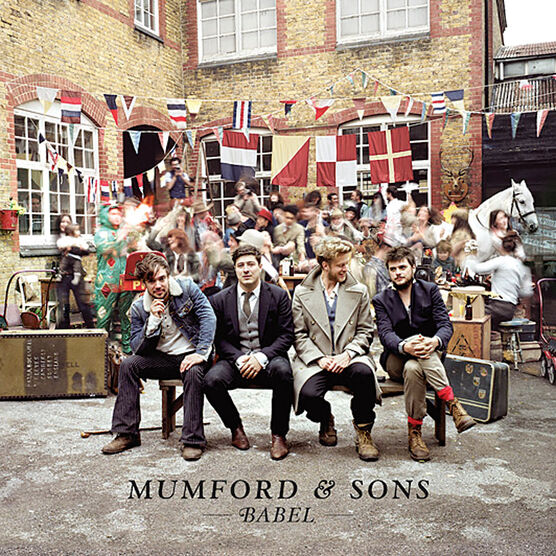Mumford & Sons - Babel - Vinyl