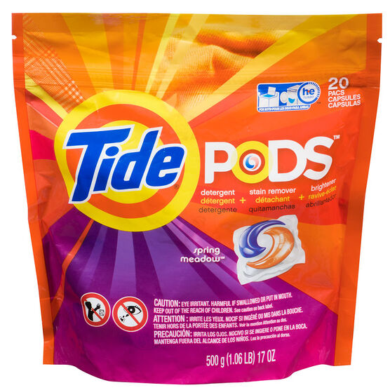 Tide Pods - Spring Meadow - 20's