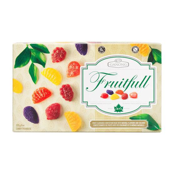 Ganong Fruitfull Jellies - 225g