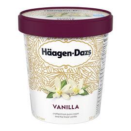 Haagen Dazs VanillaIce Cream -500ml