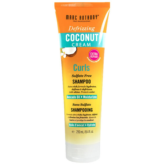 Marc Anthony Coconut Cream Curls Shampoo - 250ml