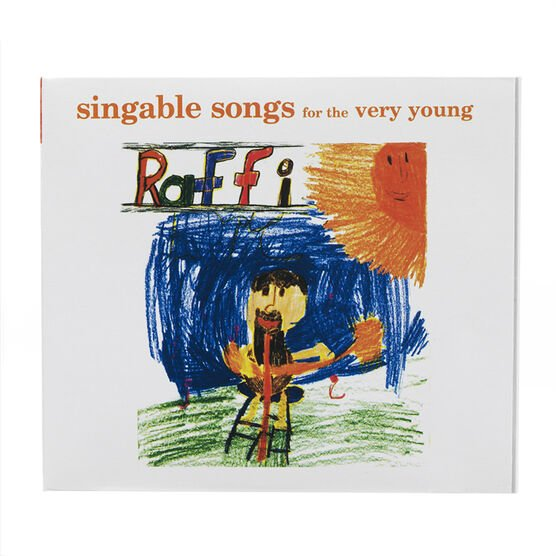 Raffi - Singable Songs - CD