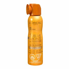L'Oreal Sublime Bronze Self-Tanning Mist - Medium - 150ml