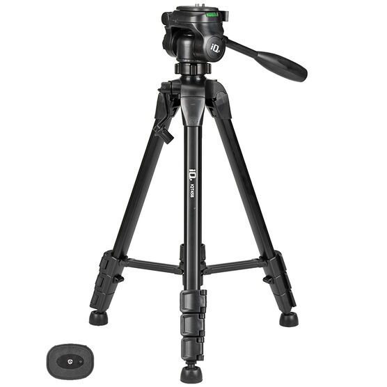 iQ Deluxe Tripod Kit with Case - IQT458