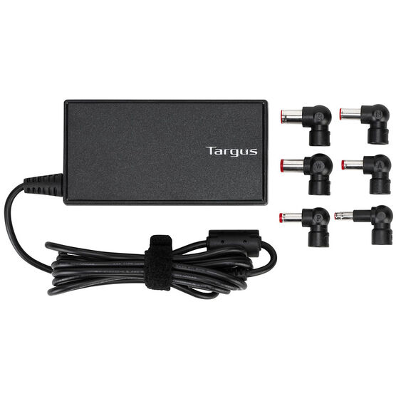 Targus 90W AC Laptop Charger - Black - APA90CA