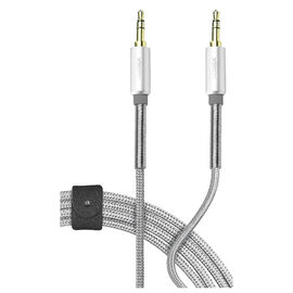 Logiix Piston Connect Steel Auxiliary Cable - LGX12084