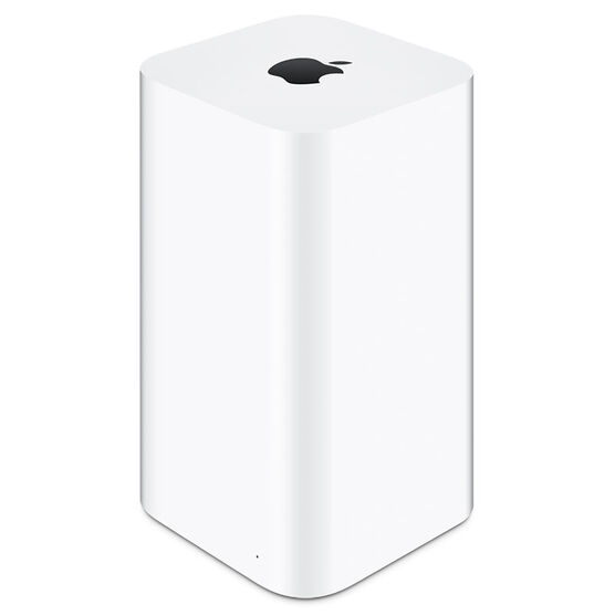 how to use a apple time capsule