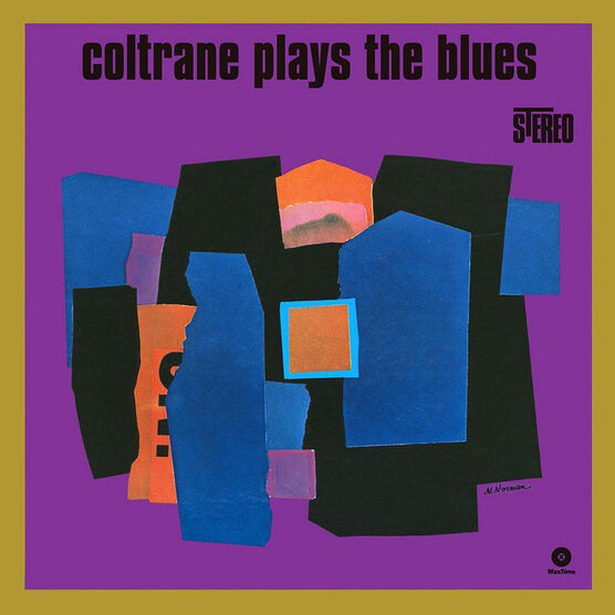 John Coltrane - Coltrane Plays the Blues - Vinyl