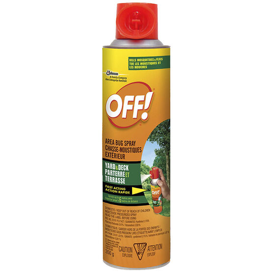 Off Area Bug Spray