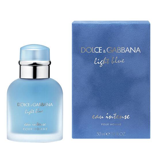 Dolce&Gabbana Light Blue Eau Intense Pour Homme - 50ml