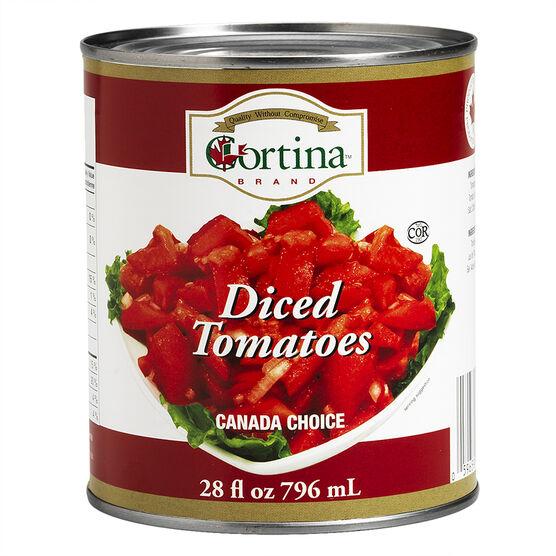 Cortina Diced Tomatoes - 796ml