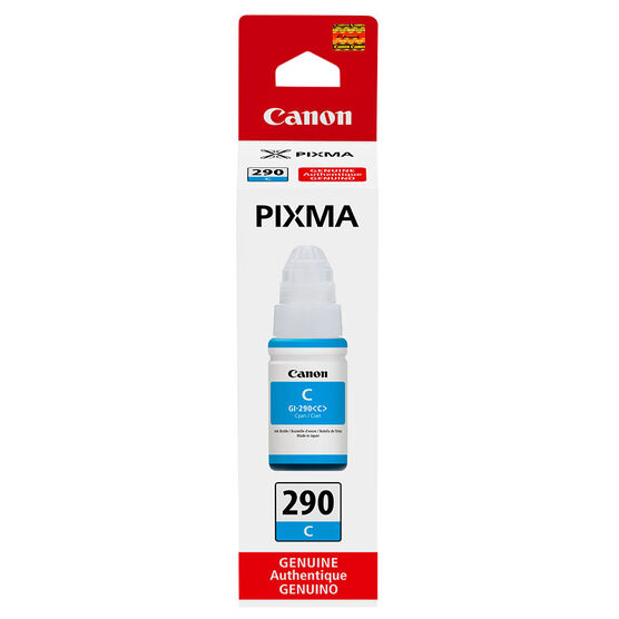 Canon GI-290 Ink Bottle - Cyan - 1596C001