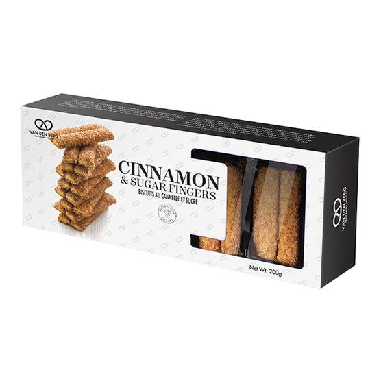 Van Den Berg Cinnamon & Sugar Fingers - 200g