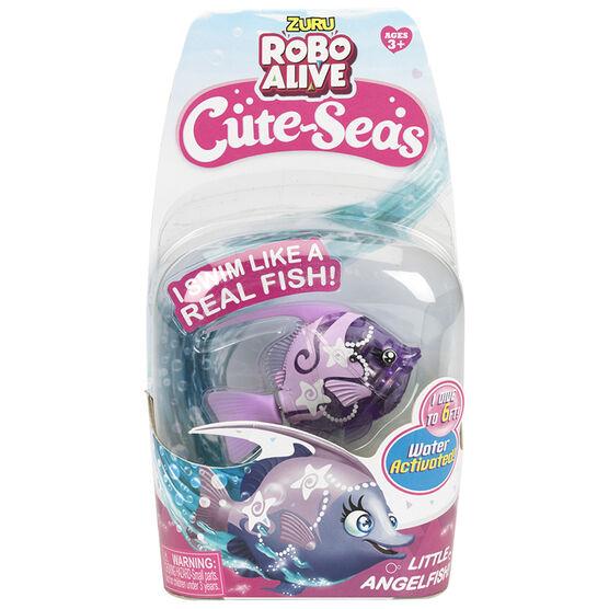 Robo Alive Cute-Seas Sea Creatures - Assorted