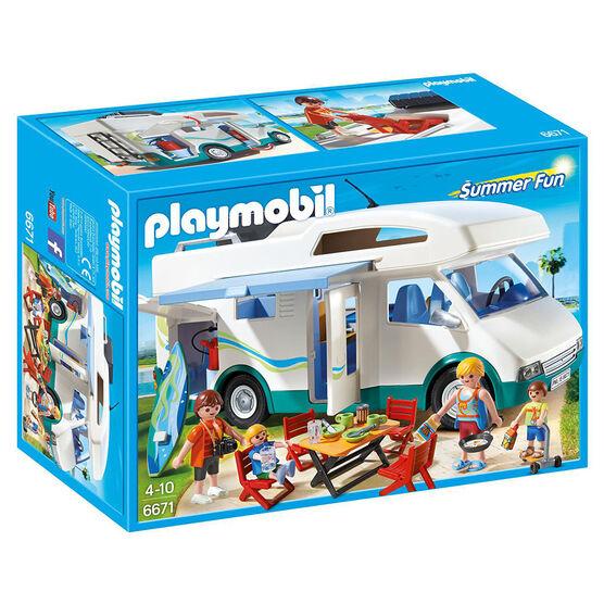 Playmobil Summer Camper - 66718