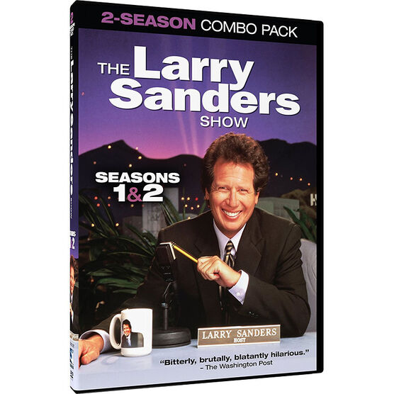 The Larry Sanders Show: Seasons 1 and 2 - DVD
