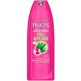 Garnier Fructis Full and Plush Fortifying Shampoo - 384ml
