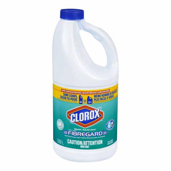Clorox Concentrated Bleach - Clean Linen - 1.89L