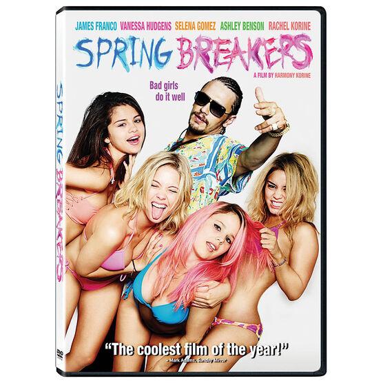 Spring Breakers - DVD