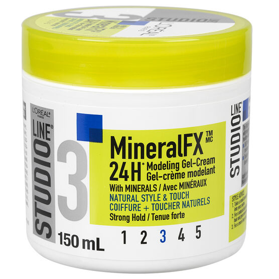 L'Oreal Studio Line MineralFX Modeling Gel-Creme - 150ml