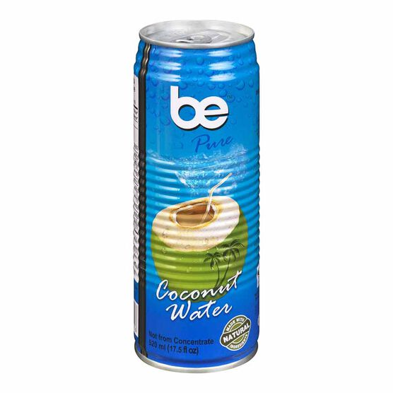 be Pure Coconut Water - 520ml
