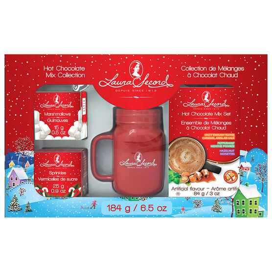 Laura Secord Hot Chocolate Gift Set