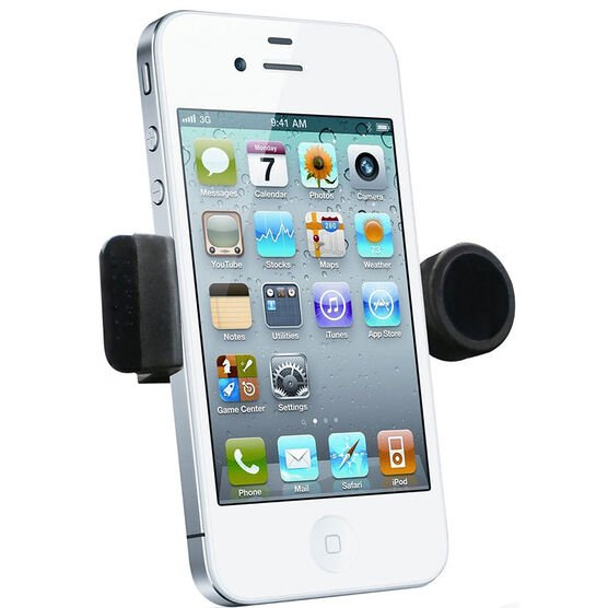 S-Line Smartphone Air Vent Mount - Black - SL79126