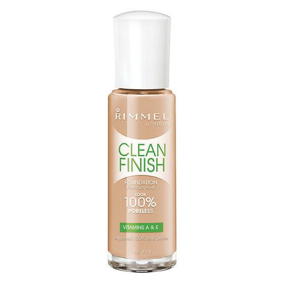 Rimmel Clean Finish Foundation