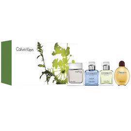 Calvin Klein Multi Men's Fragrance Set - 4 piece