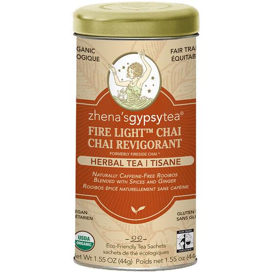 Zhena's Fire Light Chai Tea - 22's