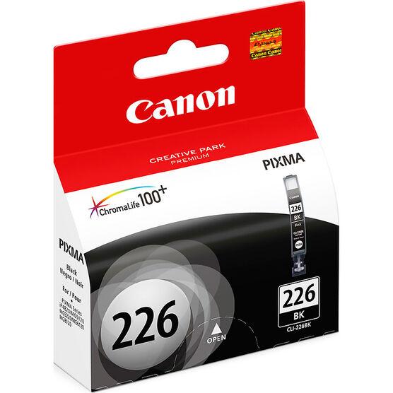 Canon CLI-226BK Ink Cartridge - Black - 4546B001