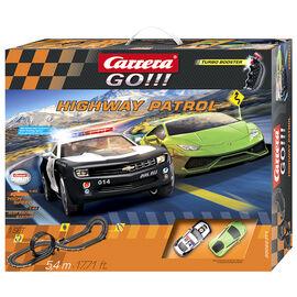Carrera Go Highway Patrol Track