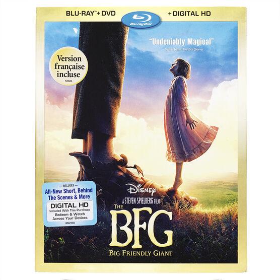 The BFG - Blu-ray