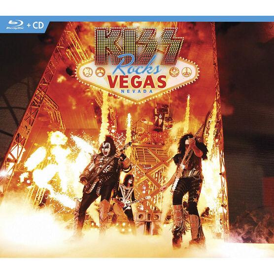 Kiss - Kiss Rocks Vegas - Blu-ray