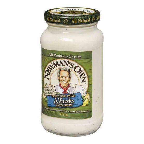 Newman's Own Alfredo Sauce - 412ml