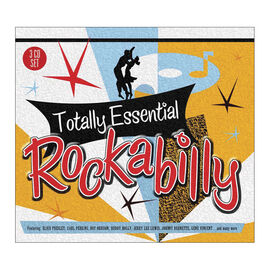 Various Artists - Totally Essential Rockabilly - 3 CD