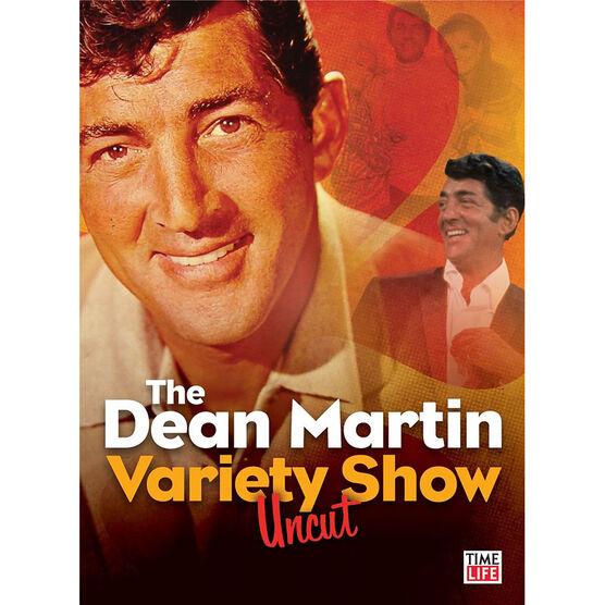 The Dean Martin Variety Show: Uncut - DVD