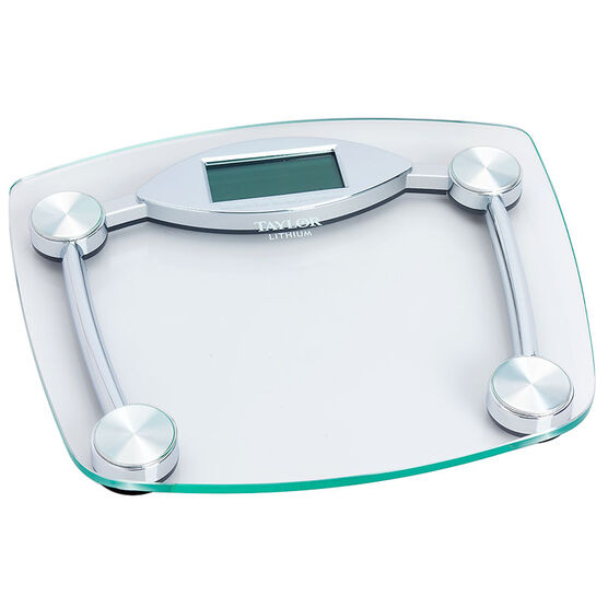 Taylor electronic lithium scale
