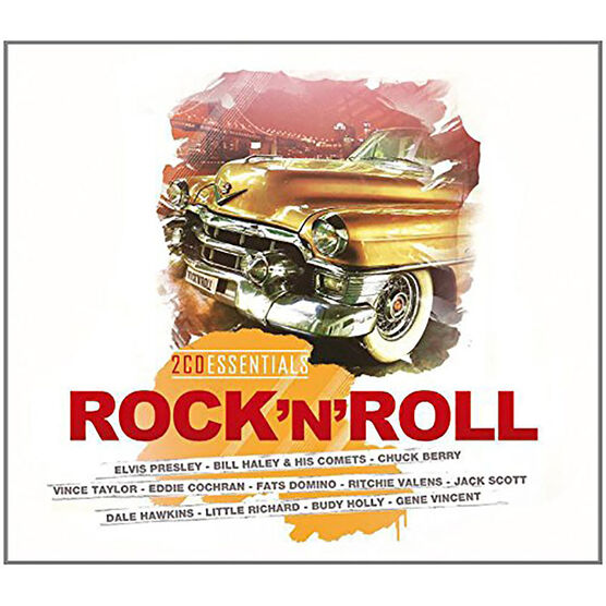 Various Artists - Rock 'N' Roll Essentials - 2 CD