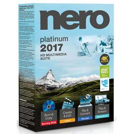 Nero Platinum 2017 HD Multimedia Suite - 8134794