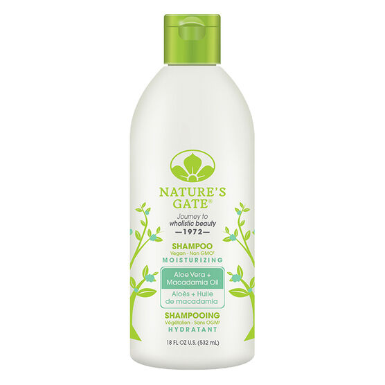 Nature's Gate Aloe Vera Moisturizing Shampoo - 532ml