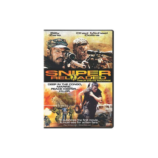 Sniper: Reloaded - DVD
