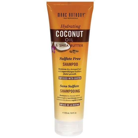 Marc Anthony Coconut Oil & Shea Butter Shampoo - 250ml