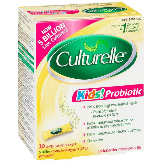 Culturelle Kids Probiotic Kids - 30's