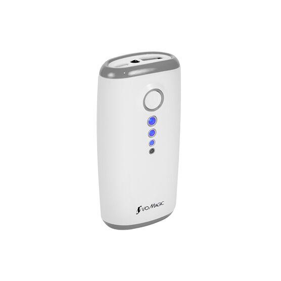 I/O Magic 5200mAh Power Bank - White - IO16B11PB