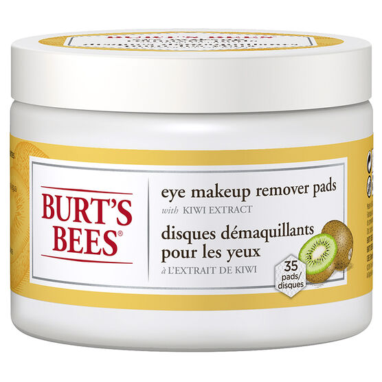 Burt's Bees Eye Make-Up Remover Pads - 35's