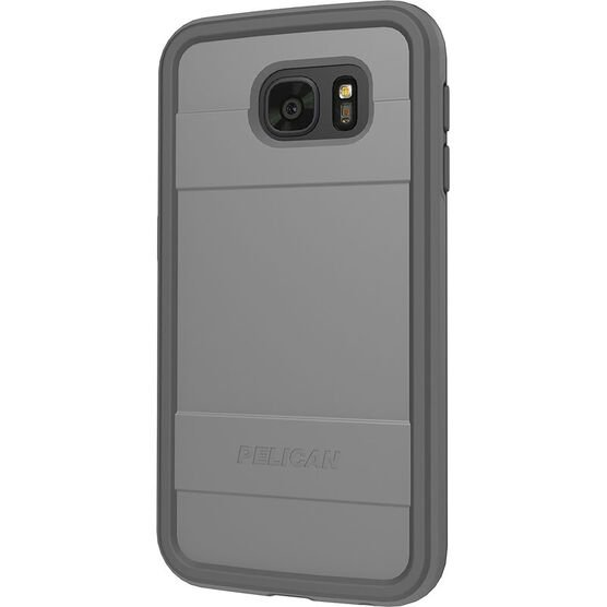 Pelican Protector Case for Samsung Galaxy S7 - Grey - PN5965PROGR
