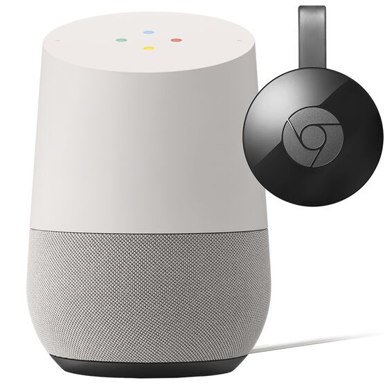 Google Package - Home and Chromecast 2015