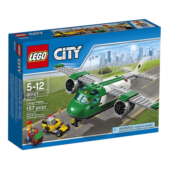 Lego City Airport Cargo Plane - 60101