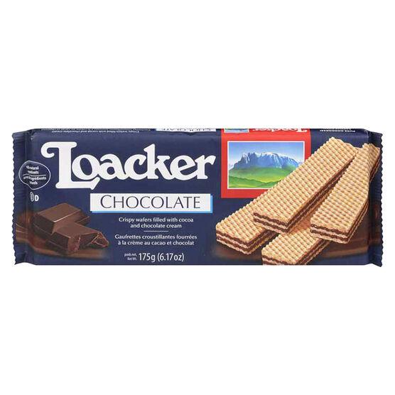Loacker Wafers - Cremkakao Chocolate - 175g